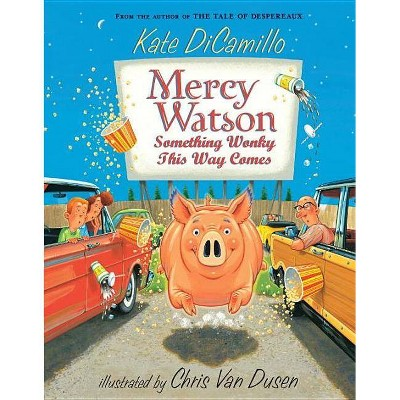 Mercy Watson: Something Wonky This Way Comes (Paperback) (Kate DiCamillo)
