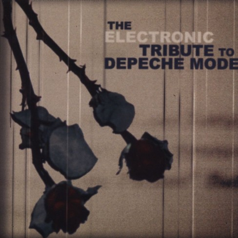 Various - Electronic tribute to depeche mode (CD) - image 1 of 1