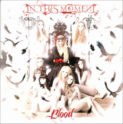 In this moment - Blood (CD) - image 1 of 1