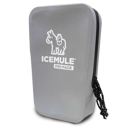 IceMule 1310 Pro Pack Strong and Durable Outdoor Water Resistant Travel Sized Camping Accessory Storage Pouch and Dry Bag, Grey - image 1 of 4