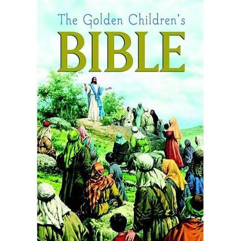 The Golden Children's Bible - (Hardcover) - image 1 of 1