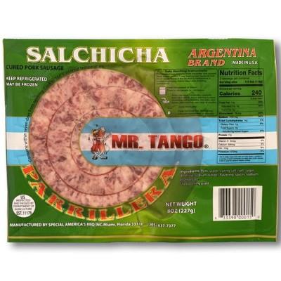 Mr. Tango Argentinian Spiral Pork Sausage - 8oz