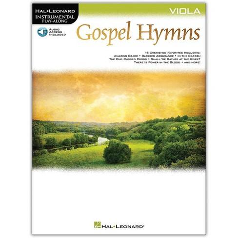 Hal Leonard Gospel Hymns For Viola Instrumental Play-Along Book/Audio Online - image 1 of 1