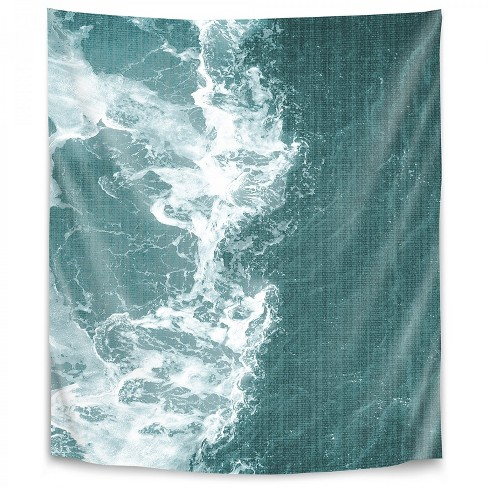 Americanflat Tropical Waters By Lila Lola 68 X80 Wall Tapestry Target