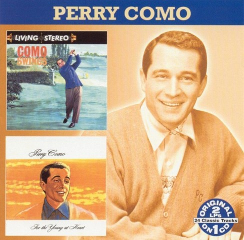 Perry como - Como swings/For the young at heart (CD) - image 1 of 1