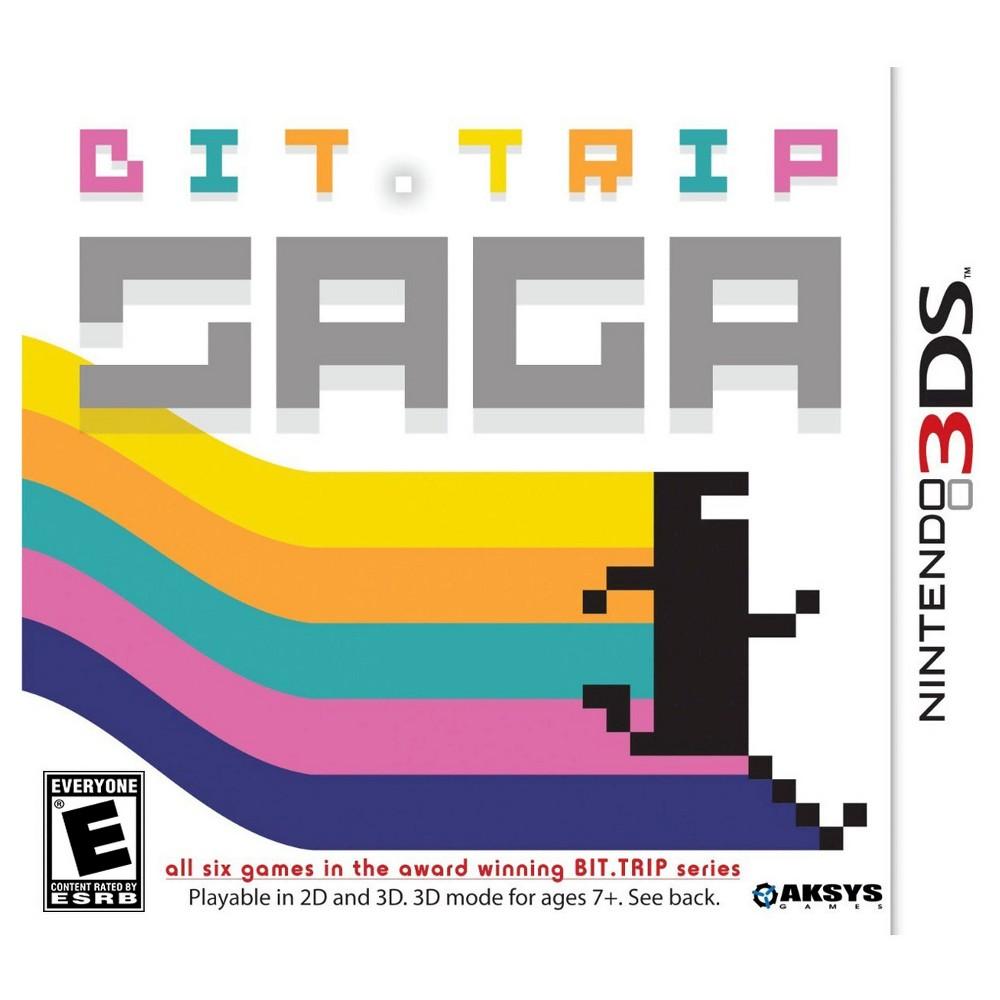 Image of Bit Trip Saga Nintendo 3DS