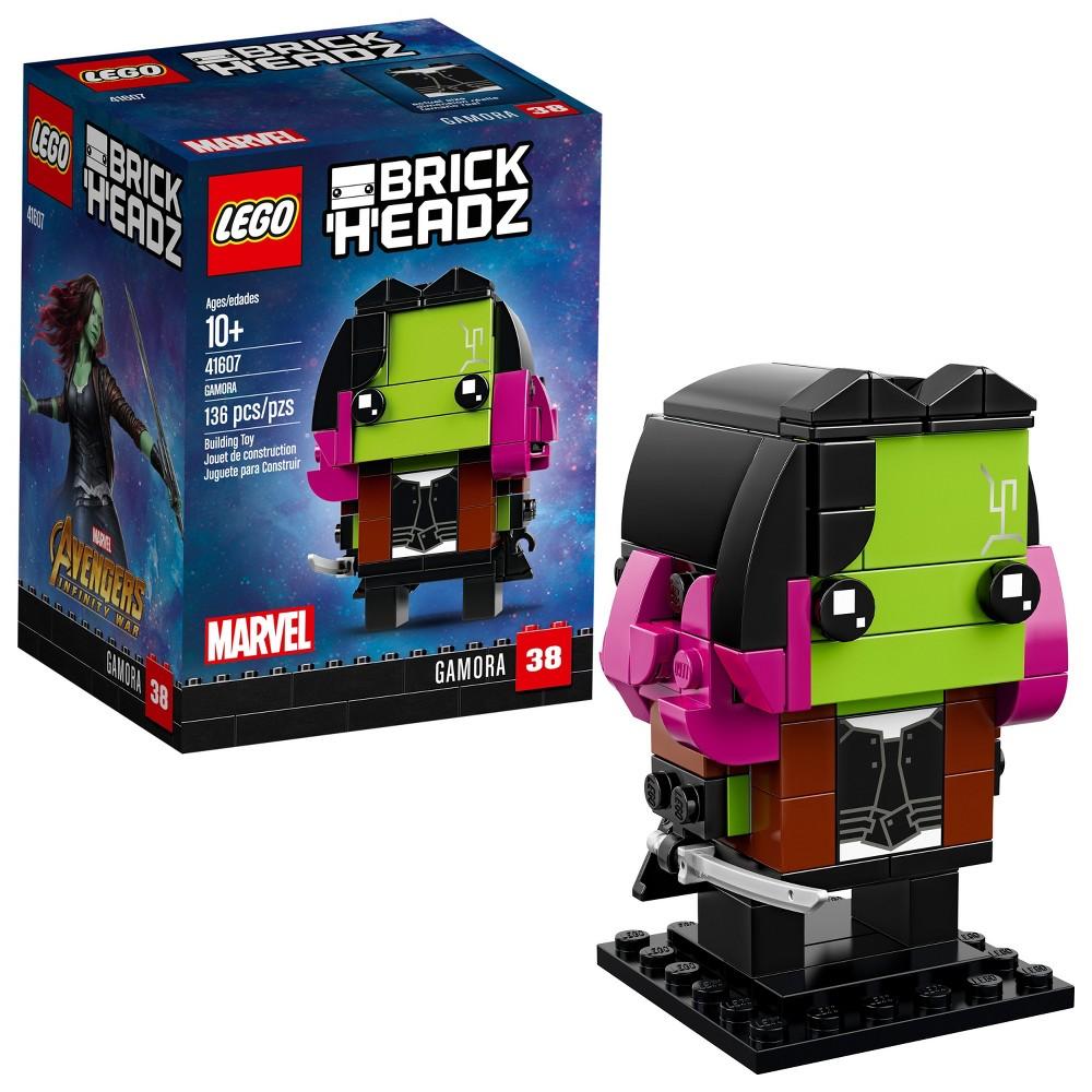 Lego Disney Marvel Gamora 41607