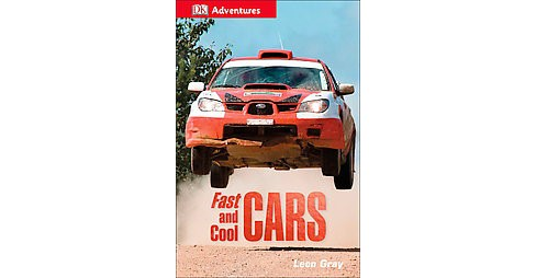 Fast And Cool Cars Hardcover Gray Leon Target