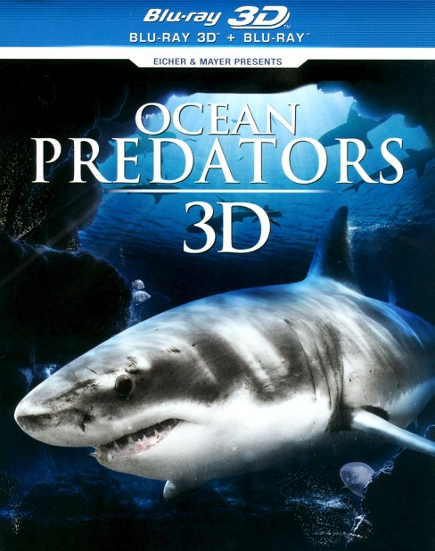 Ocean Predators 3d (Blu-ray) - image 1 of 1