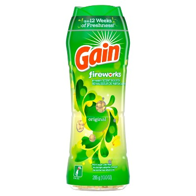 Gain Fireworks In-Wash Original Scent Booster Beads - 10oz