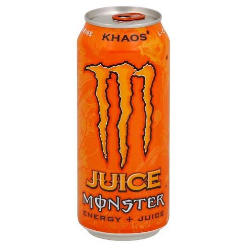 Juice Monster, Khaos - 16 fl oz Can - image 1 of 1