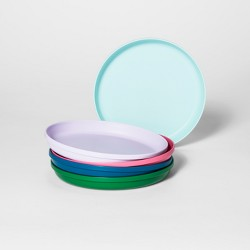 "7.3"" Plastic Kids Plate - Pillowfort™"
