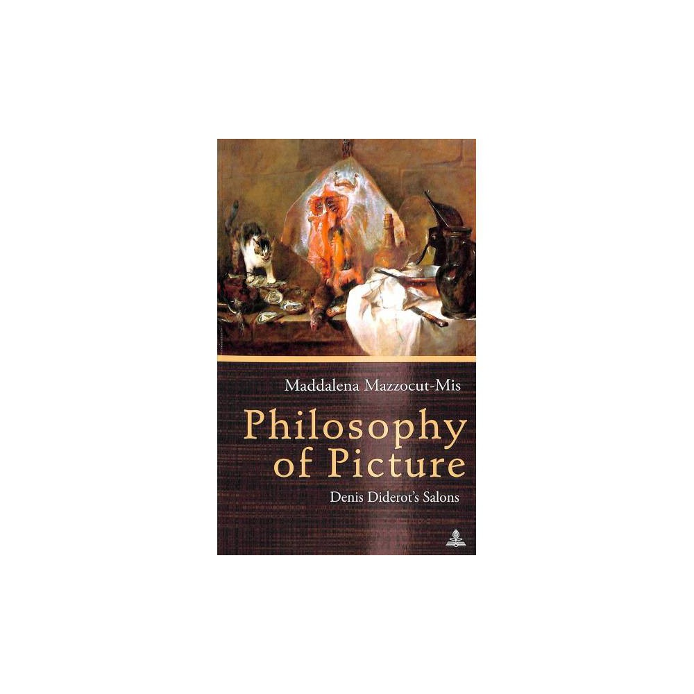 Philosophy of Picture : Denis Diderot's Salons - by Maddalena Mazzocut-mis (Paperback)