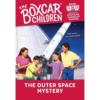 The Outer Space Mystery - (Boxcar Children Mysteries) (Paperback)