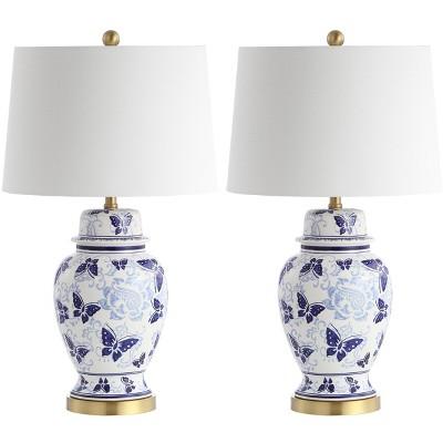 Hana Tbale Lamp (Set of 2)  - Safavieh