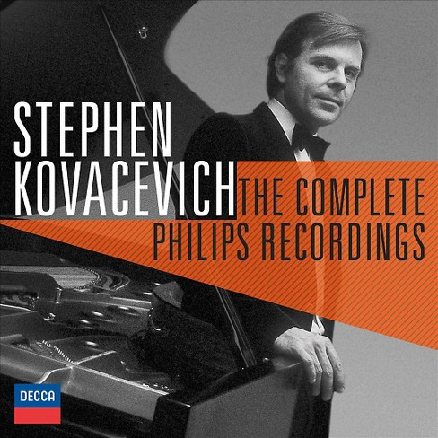 Stephen Kovacevich - Stephen Kovacevich:Comp Philips Recor (CD) - image 1 of 1