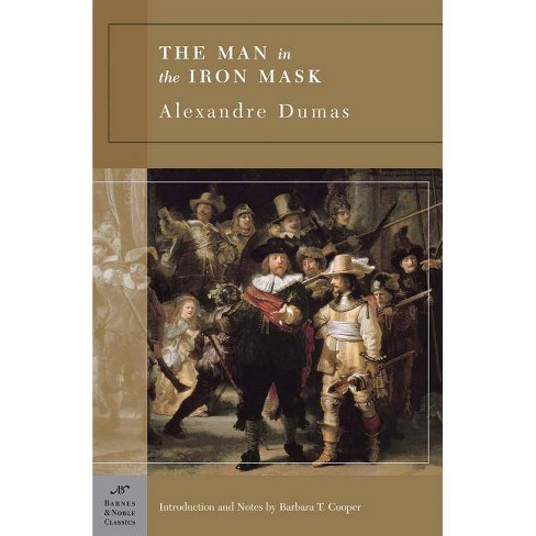 The Man in the Iron Mask - (Barnes & Noble Classics) by  Alexandre Dumas (Paperback) - image 1 of 1