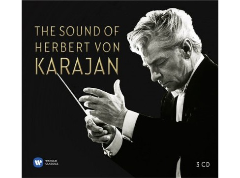 Berliner Philharmoni - Sound Of Herbert Von Karajan (CD) - image 1 of 1