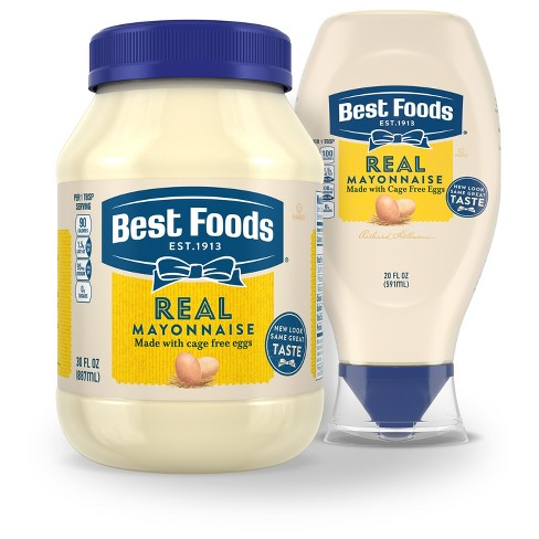 best foods mayonnaise real 30oz target