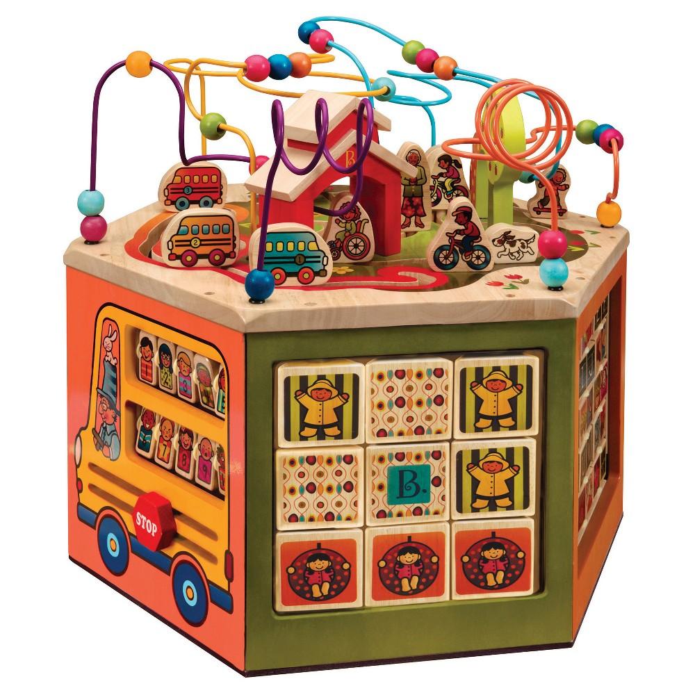 B. toys Youniversity, Activity Play Centers