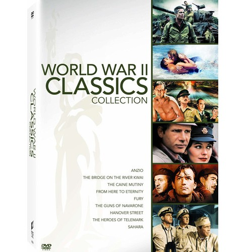 World War Ii Collection (DVD) - image 1 of 1