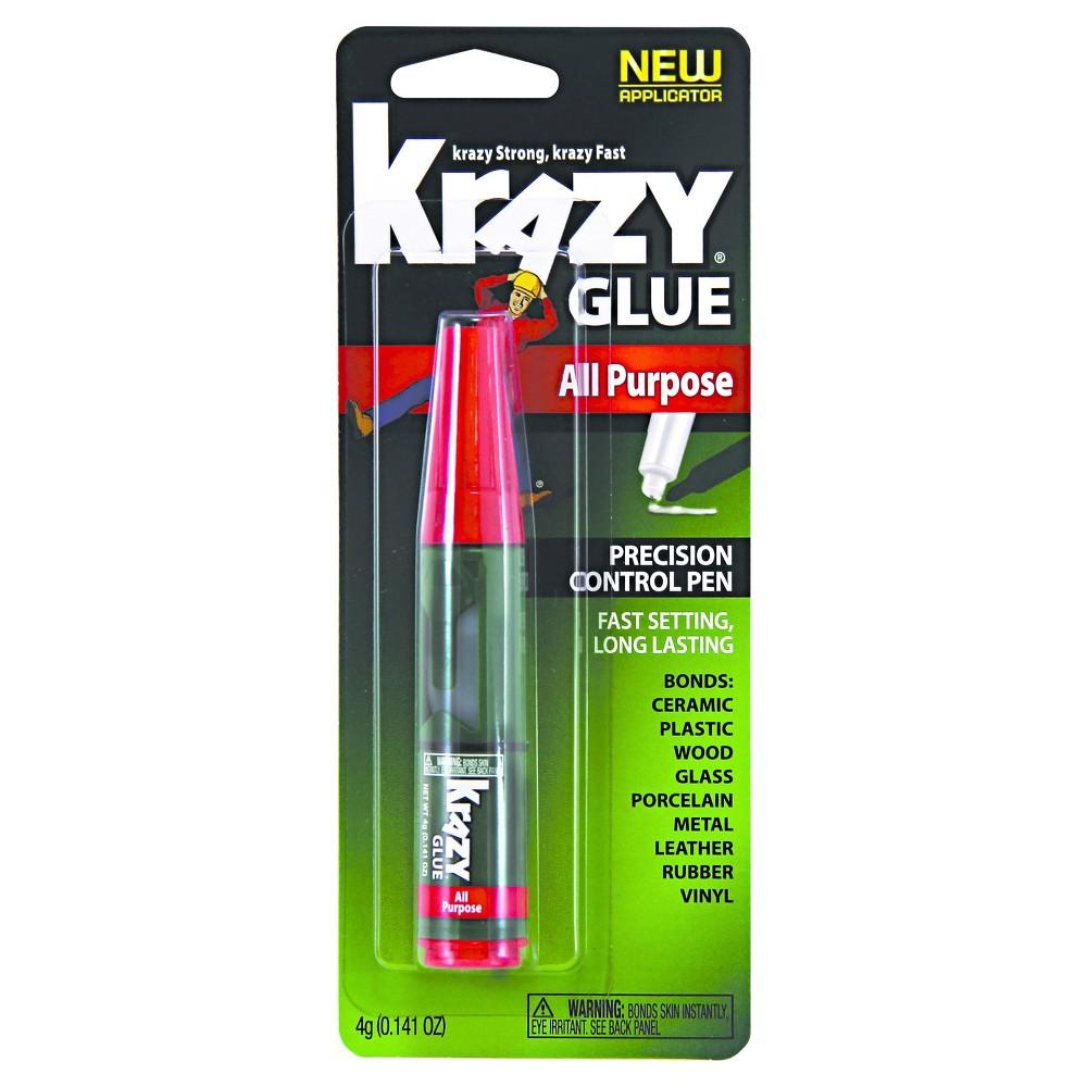 Image of Krazy Glue All Purpose Krazy Glue - 4g Clear