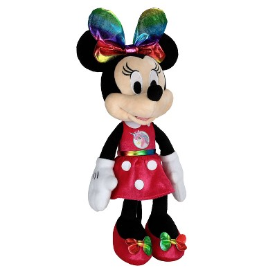 Disney Junior Minnie Mouse Sparkle & Sing 13'' Plush