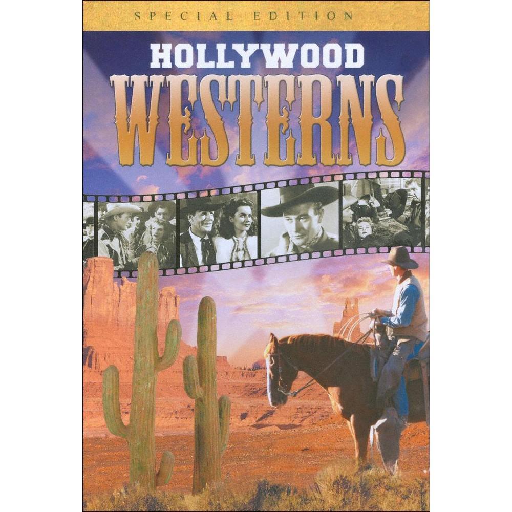 Hollywood Westerns Dvd 2009