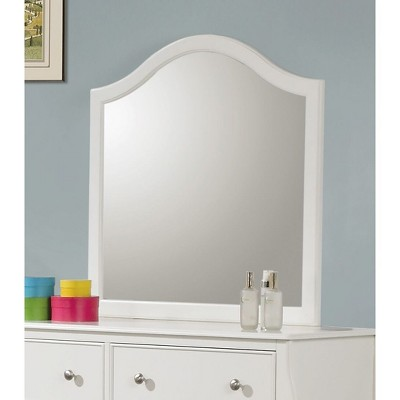 Sophie Dresser Mirror White - Private Reserve