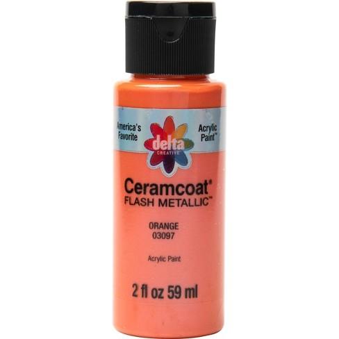 Delta 2oz Flash Metallic - Orange - image 1 of 3