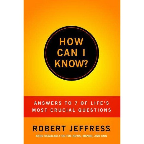 How Can I Know - by  Robert Jeffress (Paperback) - image 1 of 1
