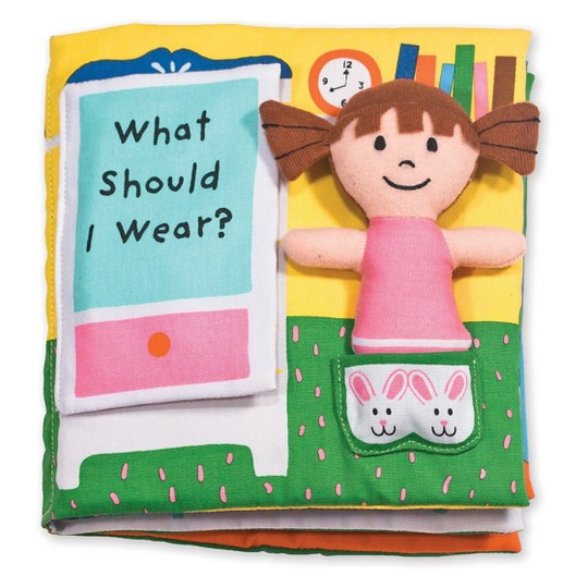 Melissa & Doug What Should I Wear image number null