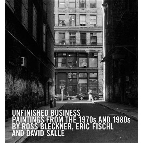 Unfinished Business - by  David Pagel (Hardcover) - image 1 of 1