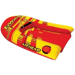 Airhead EZ Wake Trainer Inflatable Towable Wakeboard Bodyboard Tube | AHEZ-300