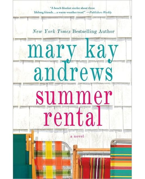 Summer Rental (Paperback) by Mary Kay Andrews - image 1 of 1