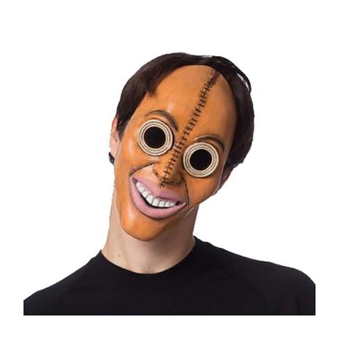HMS Eradicate Adult Costume Mask, Leather Look - image 1 of 1