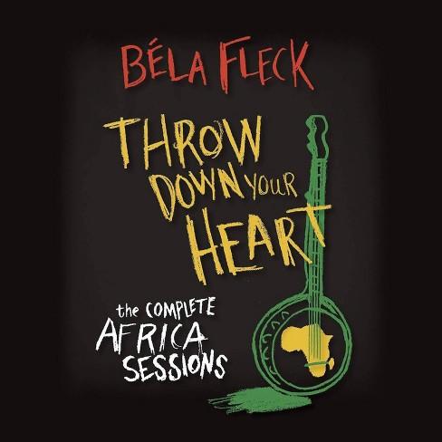 Fleck Bela - Throw Down (3 Cd+1 Dvd (CD) - image 1 of 1