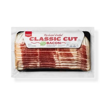 Lower Sodium Bacon - 16oz - Market Pantry™