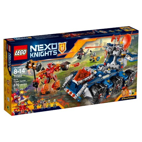 LEGO® Nexo Knights Axl's Tower Carrier 70322 - image 1 of 10