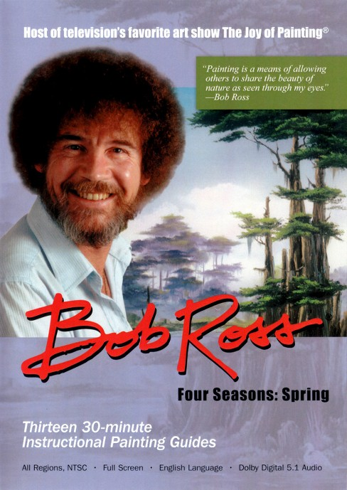 Bob ross:Joy of painting spring colle (DVD) - image 1 of 1