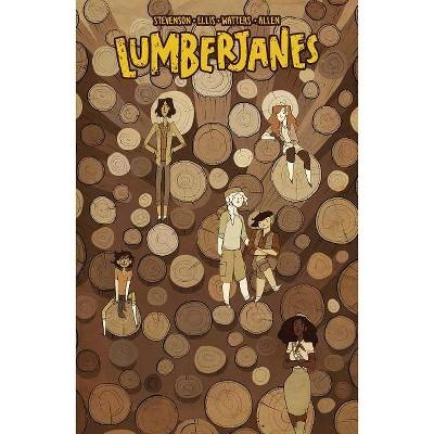 Lumberjanes Vol. 4, 4 - by  Shannon Watters & Noelle Stevenson & Grace Ellis (Paperback)