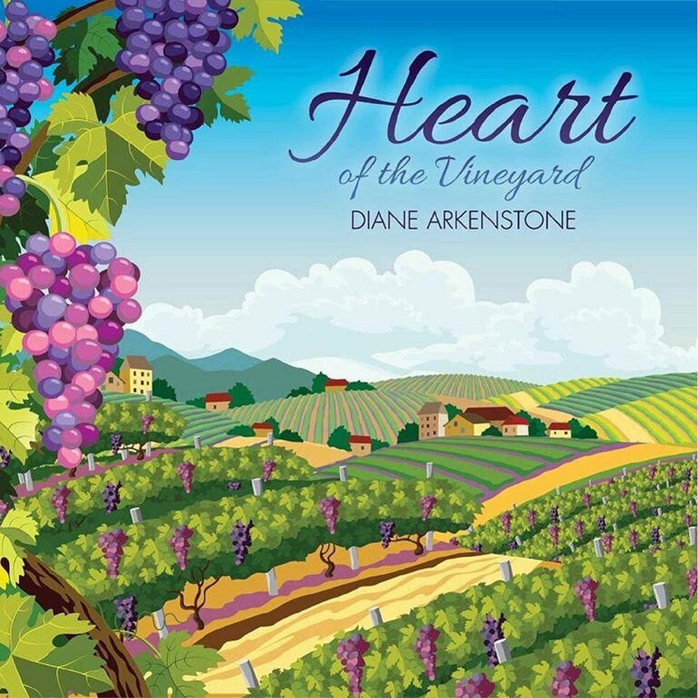 Arkenstone Diane Heart Of The Vineyard Cd