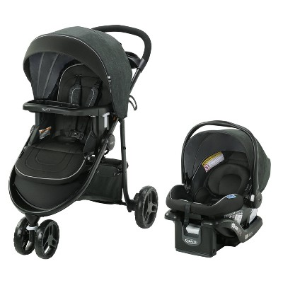 Graco Modes 3 Lite DLX Travel System - West Point