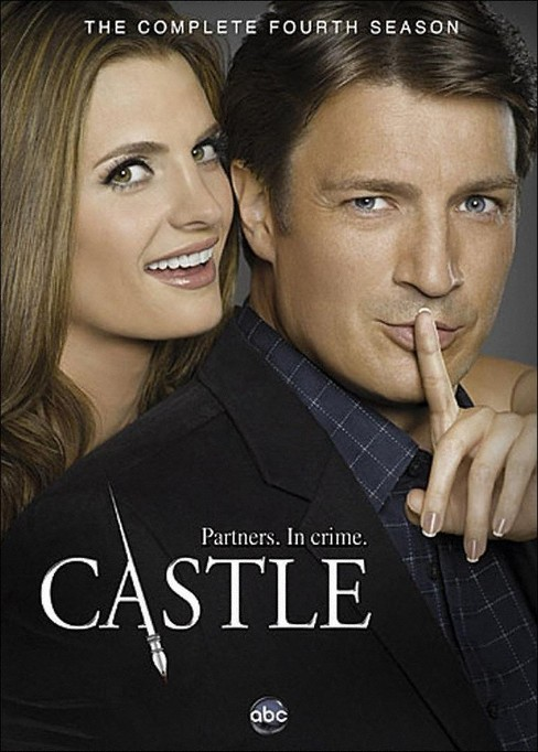 Castle: The Complete Fourth Season [5 Discs] - image 1 of 1