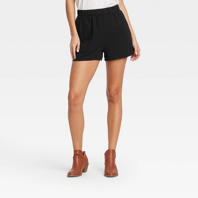 Women's High-Rise Pull-On Shorts - Universal Thread™