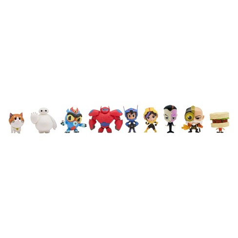 Big Hero 6 Micro Chibi Pac #1 - image 1 of 3