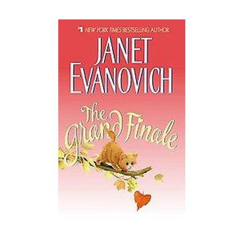 The Grand Finale (Paperback) by Janet Evanovich - image 1 of 1