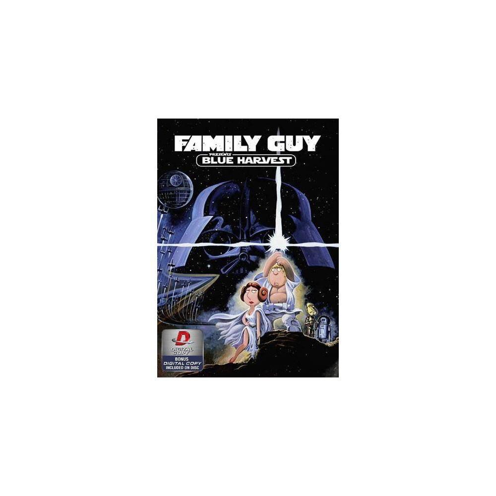Family Guy Presents Blue Harvest Dvd 2009