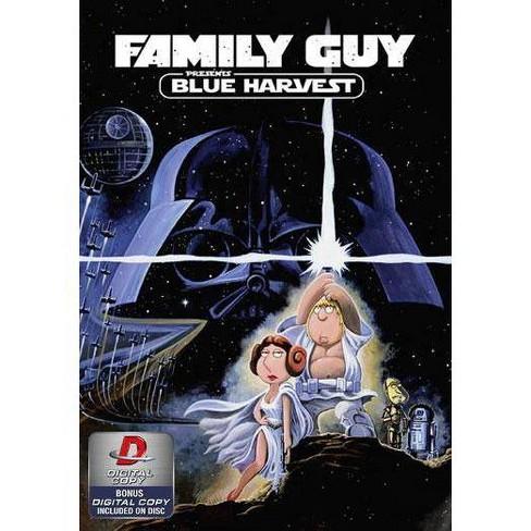 Family Guy Presents: Blue Harvest (DVD) - image 1 of 1