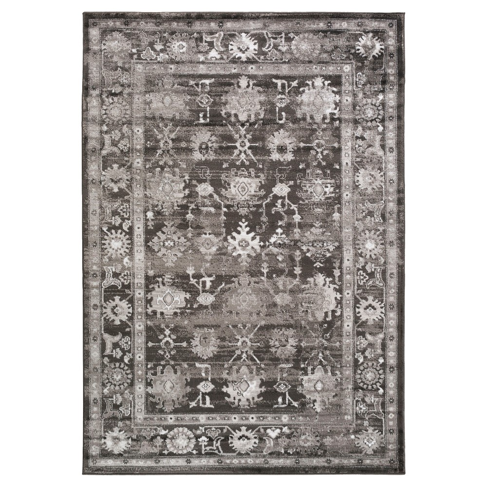 Surya Chalenes Accent Rug - Gray (2'2 x 3')